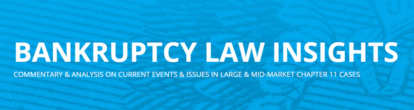 Go to Bankruptcy Law Insights