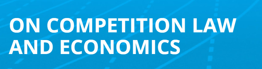 Go to On Competition Law and Economics